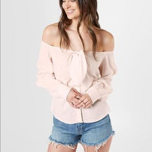 Free People Hello There Beautiful Top